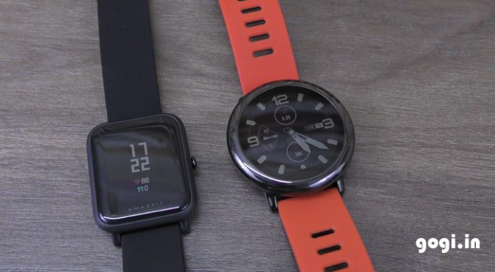 Xiaomi Amazfit Bip Smartwatch Review Up To 30 Days Of