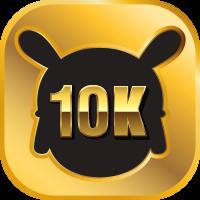 10k members