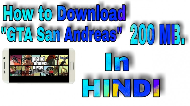 How to download GTA San Andreas Lite version in Android