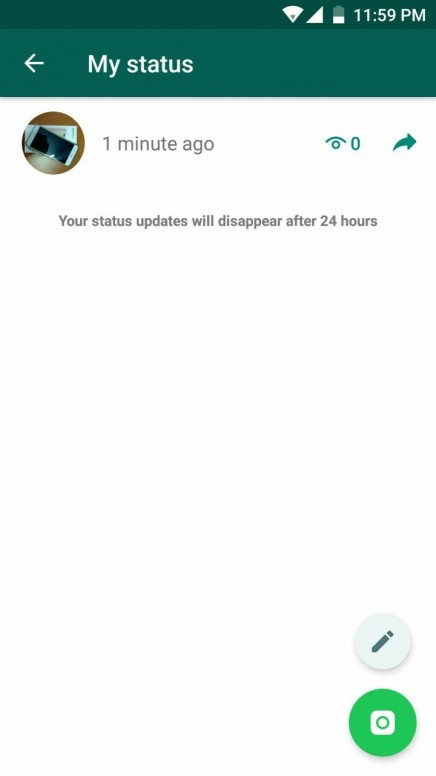 Whatsapp Status And Phone Book Problem After November Update