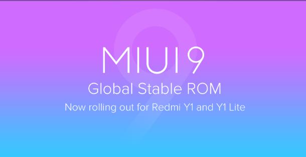 MIUI 9.2 ROM Global Estable - Descarga