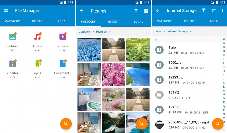 Gallery and File Manager Apps for MI A1 - Mi A1 - Mi Community - Xiaomi