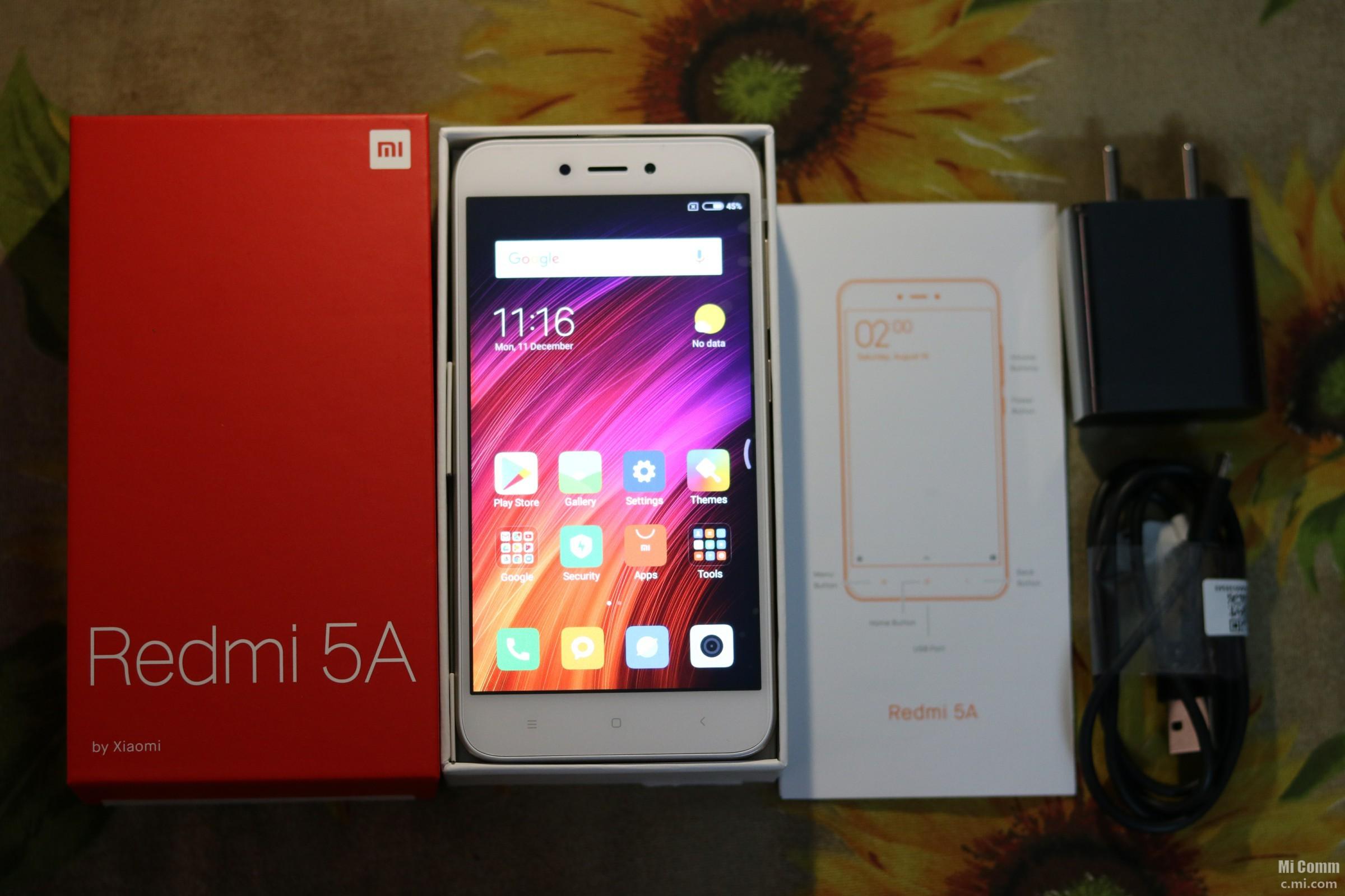 Hands On Review Redmi 5a Deshkasmartphone Mi Xiomi