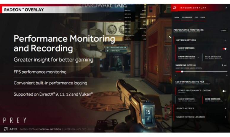 AMD 'Radeon Software Adrenalin Edition' - Tech - Mi