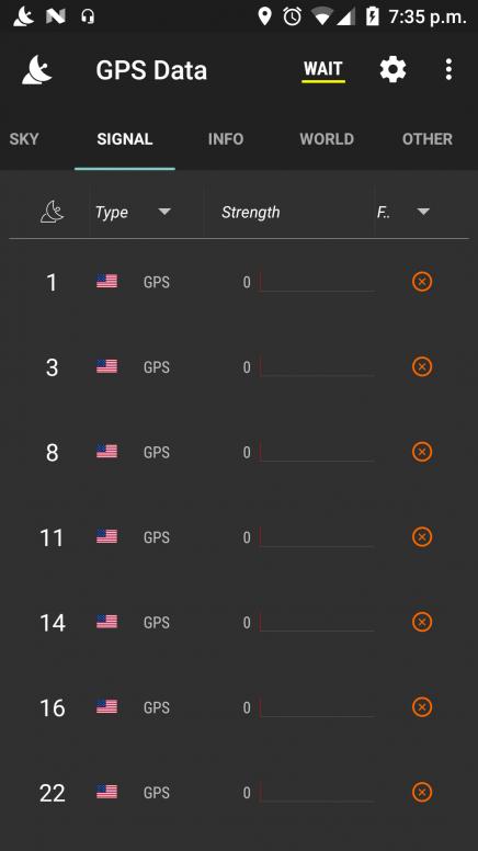 HELLO GPS DOESN´T WORK - Mi A1 - Mi Community - Xiaomi