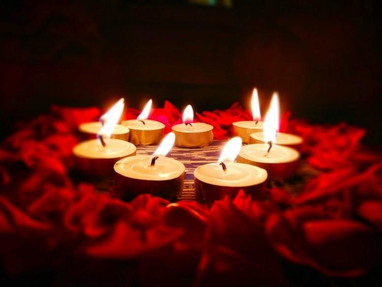 wedding night #love #candles and rose - Photography - Mi