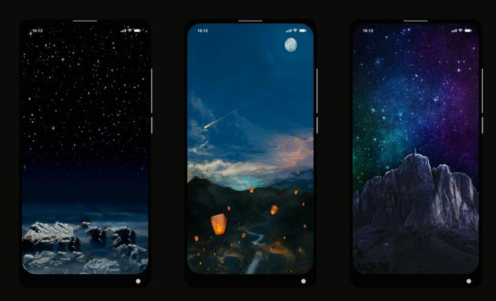 Mi Mix 2 Styled Exclusive Wallpapers Download Them Now