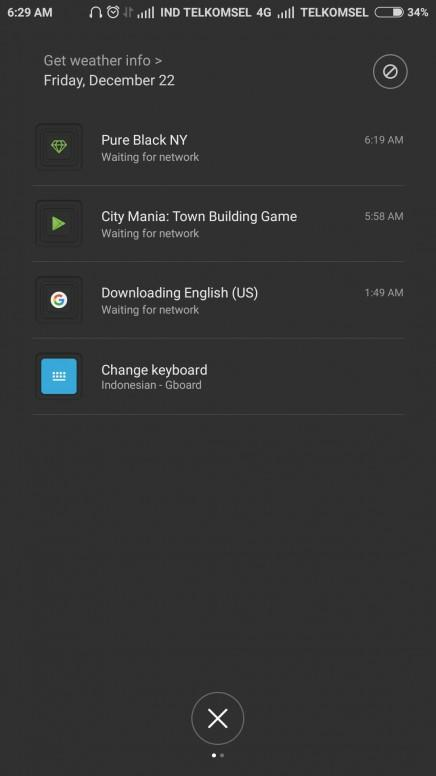 can not download from googleplay - Mi Note - Mi Community