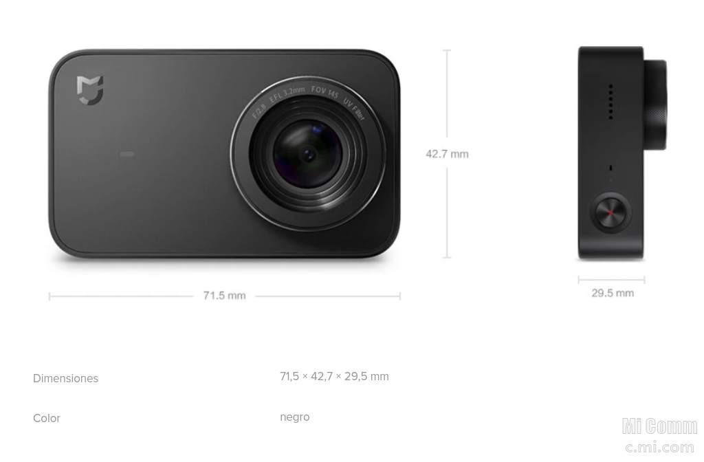 Mijia Action Camera 4k Mi Action Camera 4k Mi