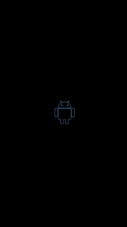 Черные Обои На Экран Смартфона