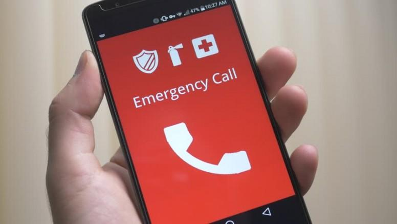 A New Smartphone Application For Emergency Situations Which