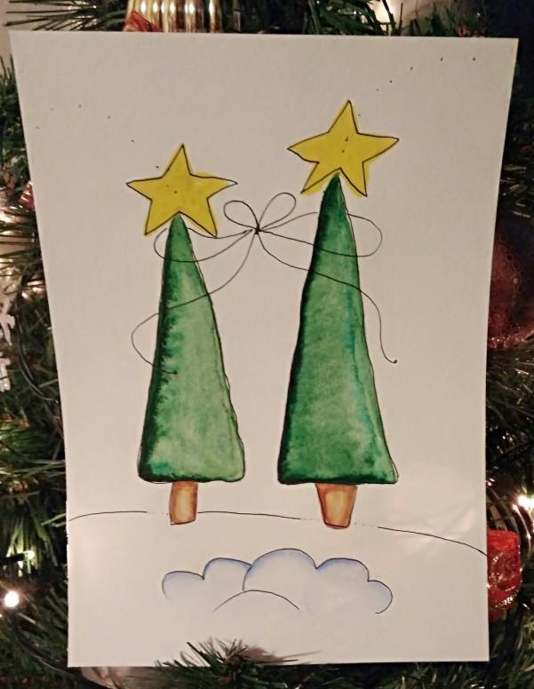Смотреть открытки на новый год нарисовать открытку, прикольные любимому