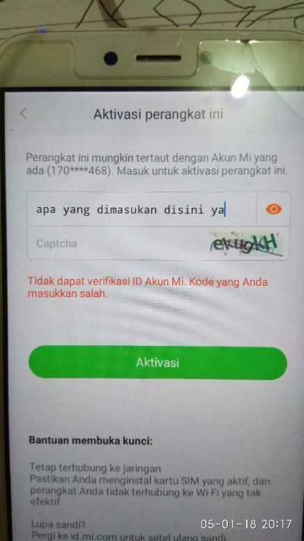 Apa Ya Sandinya Xiaomi Retmi 4x Redmi 4x Mi Community