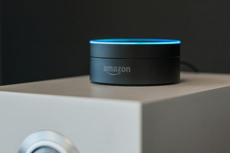 Amazon's Echo Dot is a tiny box with a big brain that keeps getting