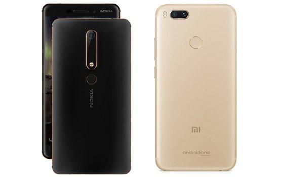 Image result for Why Xiaomi Mi A2 Will Lose the Competition With Nokia 6.1 Plus