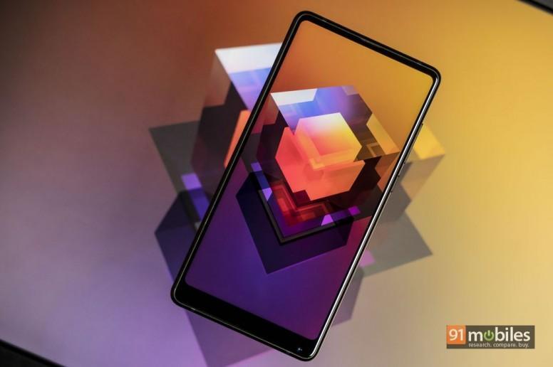 Xiaomi Mi Mix 2, el teléfono más sexy del año