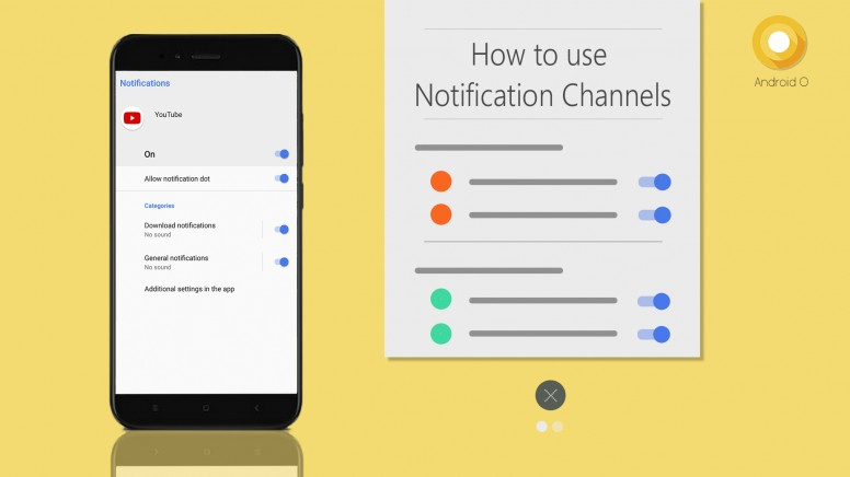Notification Channels in Android Oreo - Mi A1 - Mi Community
