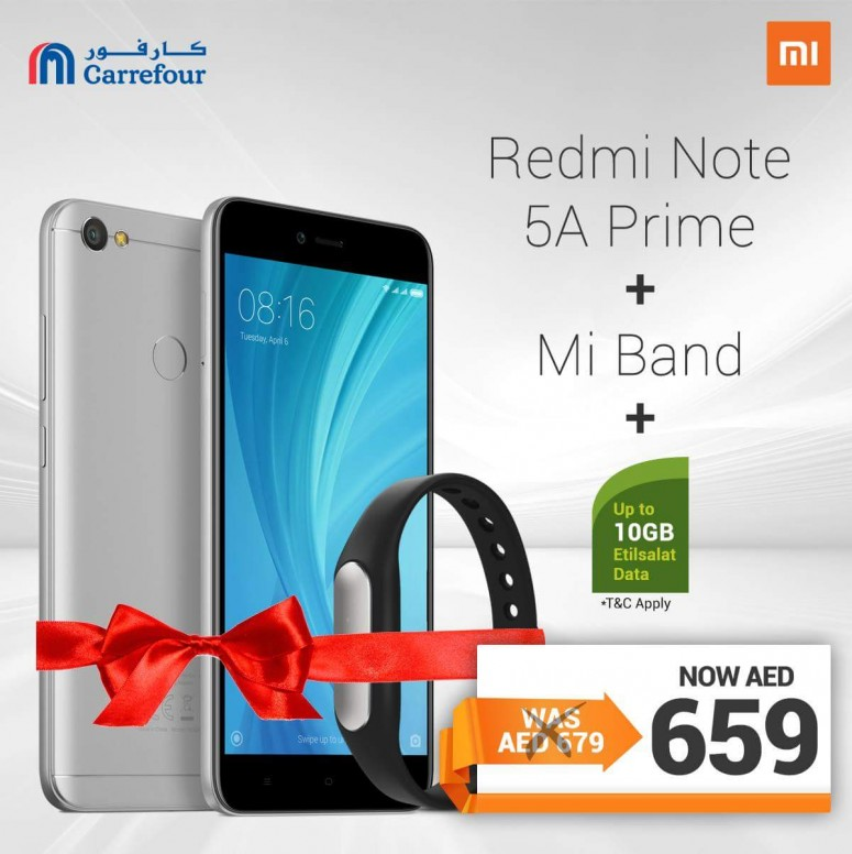 Redmi Note 5a Prime Offer At Carrefour Uae Tips And Tricks