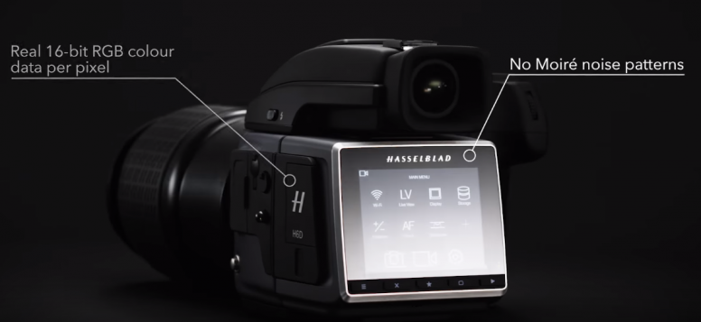 Hasselblad Announces 400-Megapixel H6D-400c Multi-Shot Medium Format