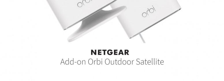 Netgear Add-On Orbi: The Innovative Outdoor Satellite