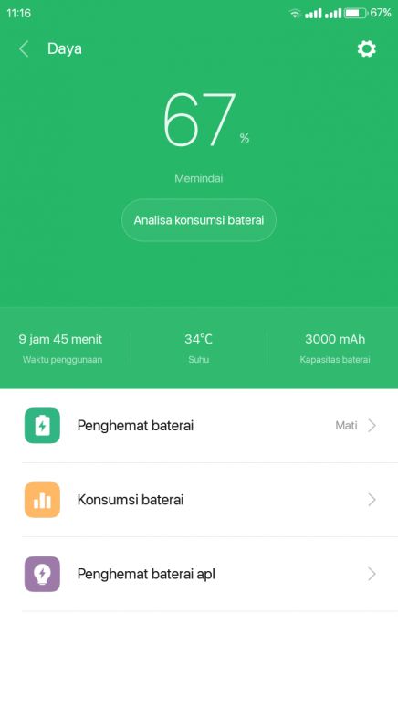 Tips Hemat Batterai - Tips dan trik - Mi Community - Xiaomi