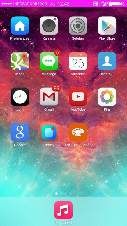 Cara Merubah Status Bar Seperti Iphone Mi A1 Mi Community Xiaomi