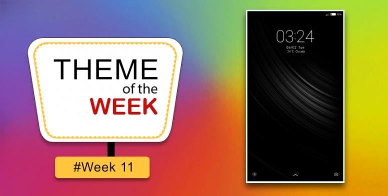 Theme Of The Week (Week #11) Simple Black - Theme for Dark lovers