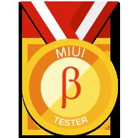 MIUI Beta Tester