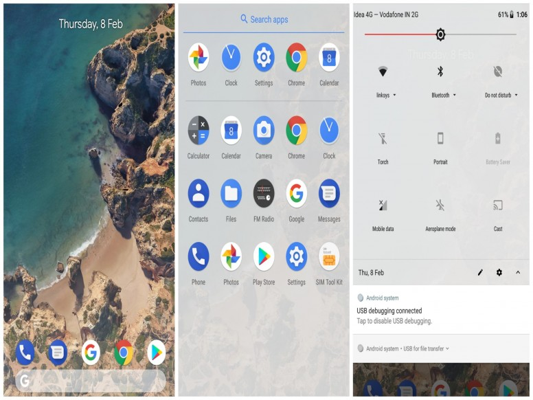 Official Pixel Experience For Redmi Note 4 [Mido] Based on
