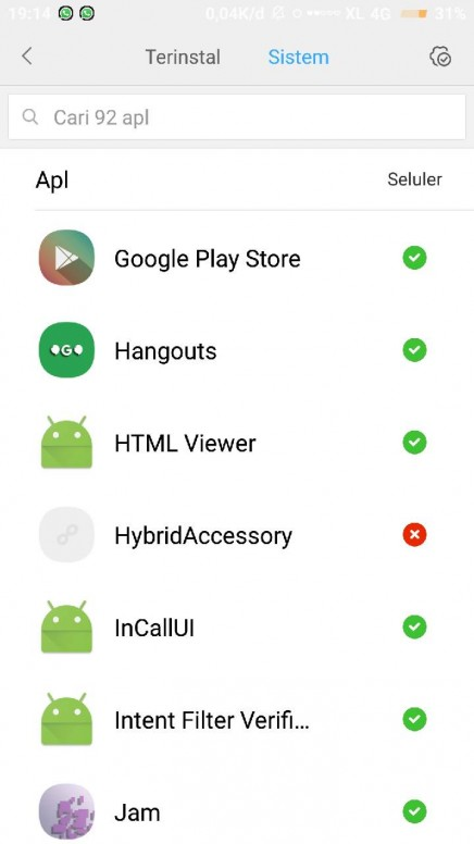Ini Aplikasi Apaan Gan Hybrid Redmi Note 4 Mi Community