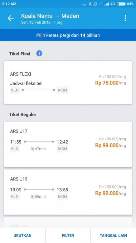 Menikmati Kereta Railink Melalui Traveloka Medan Mi Community