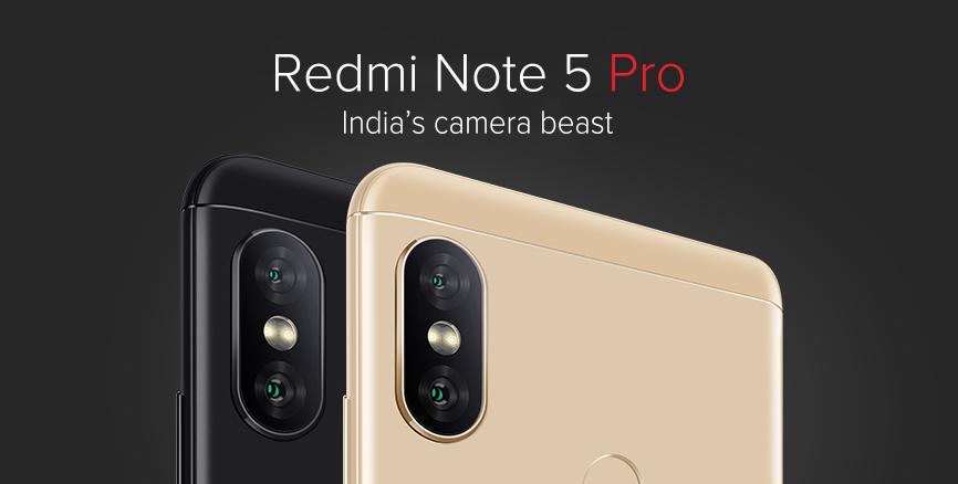 Redmi Note 5 Camera Intro