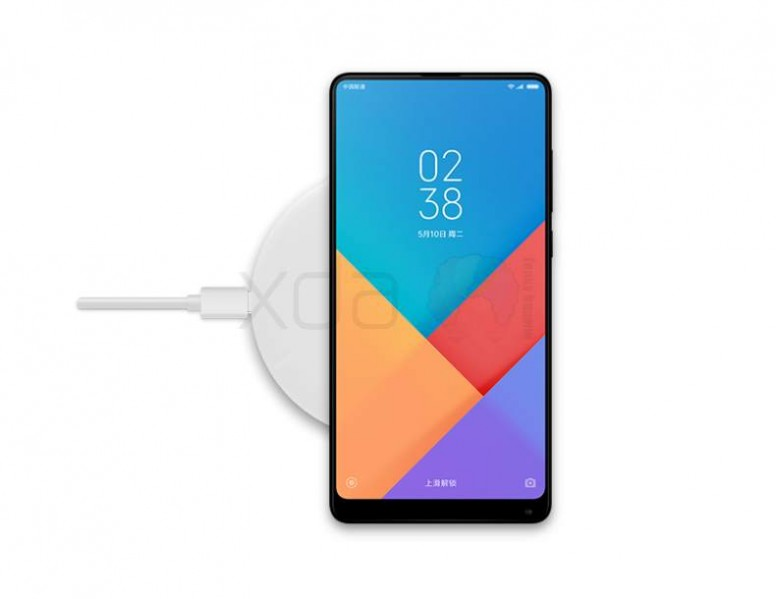 Xiaomi Mi Max 3: Wireless Charging and Possibly an Iris Scanner - Mi