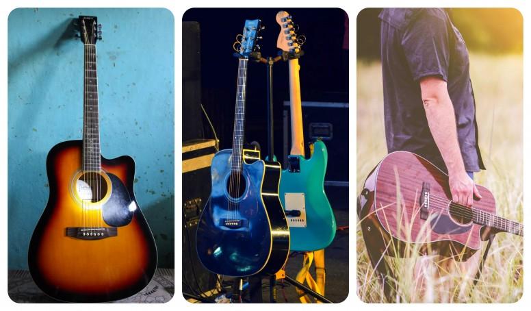 RT Beautiful Guitar Wallpapers