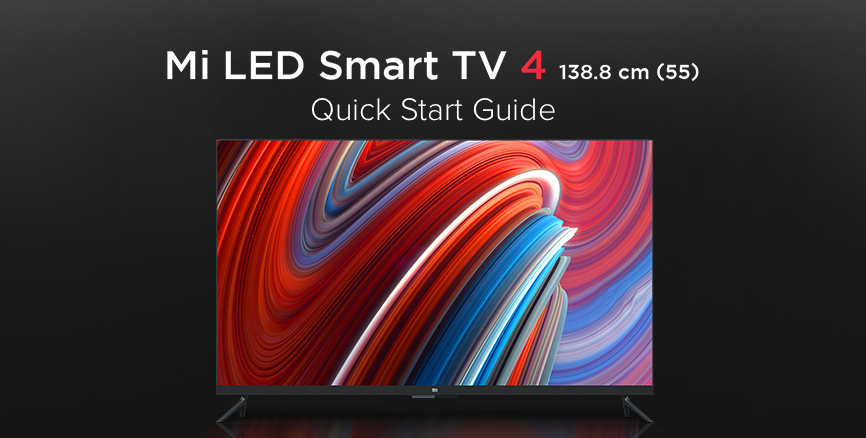 MI TV 4 (55) Quick Start Guide