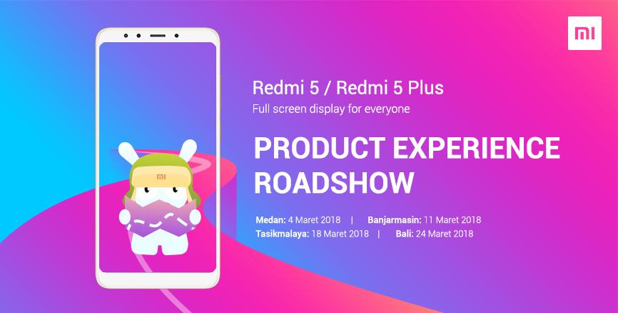 Redmi 5 Roadshow