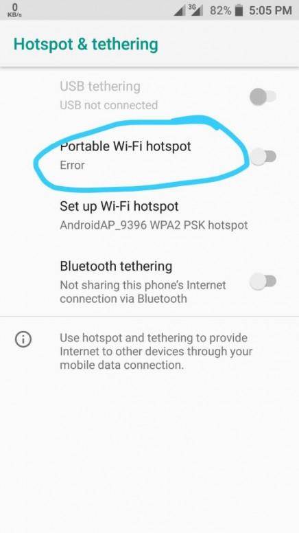 bluetooth hotspot using igap Xiaomi mi a1 - smartphone libre de 55 (4g, wifi, bluetooth, snapdragon 625 20 ghz, 64 gb de rom ampliable con microsd, 4 gb de ram, cámara dual de 12 mp.