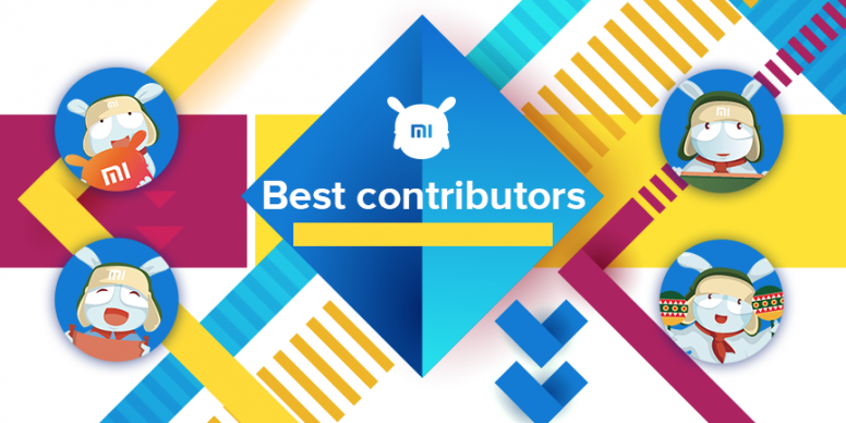 Best Thai Contributors Users 2561
