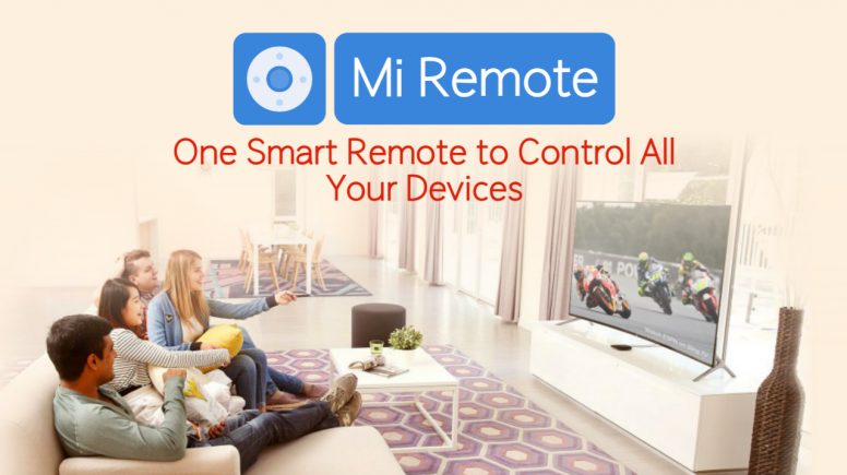 Mi Remote: Turn Your Phone Into a Universal Remote Control