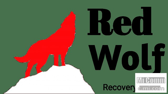 Redwolf Recovery Project TWRP Redmi 5 Plus / Redmi Note 5 (VINCE