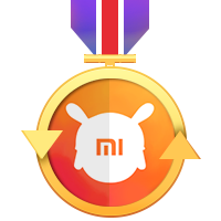 Mi Community Update Medal