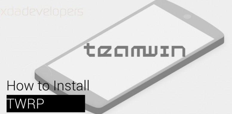 How to Install TWRP Redmi Note 4/4x (MIDO) - Redmi Note 4/4X