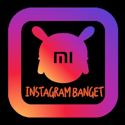 Instagram Banget