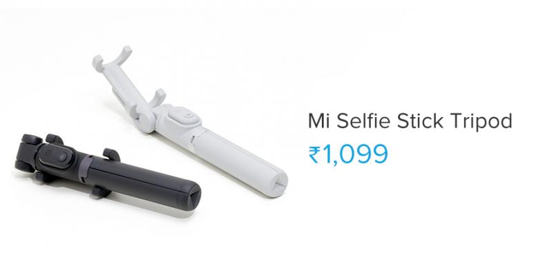Image result for Xiaomi Mi Bluetooth Audio Receiver, Mi Selfie Stick Tripod