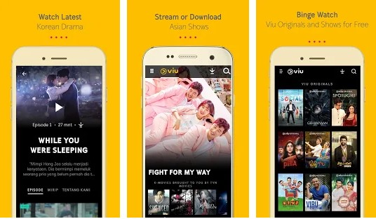 Movie App Available In Playstore For Every Mi Device - Chat
