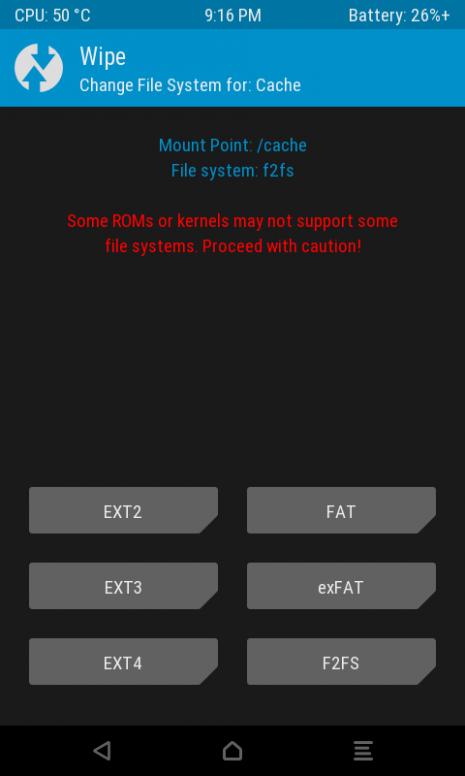 ROM - [Whyred] MIUI Infinity ( Update liên tục ) - v1 1