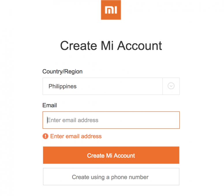FAQs]: About Mi ID, How to Setup, and Password Reset - Tips