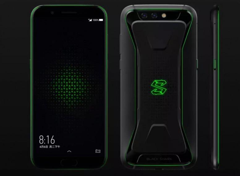 Xiaomi launches blackshark gaming smartphone newswire mi