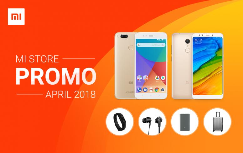 Promo April 2018 Di Authorized Mi Store Temukan Jawabannya Di Sini Pemberitahuan Mi Community Xiaomi
