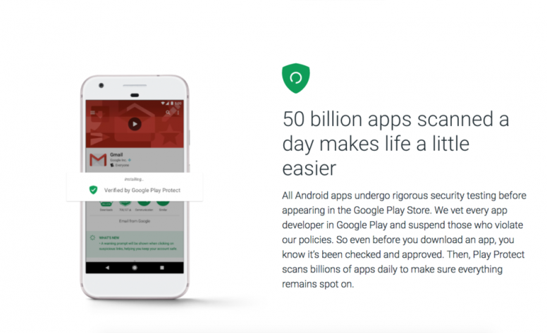All You need to know about Google Play Protect! - Tips and